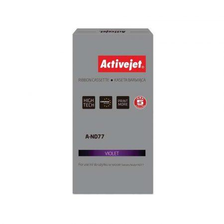 zaopatrzenie dla biura 7 alibiuro.pl Kaseta barwica Activejet A ND77 zamiennik Siemens 1750075146 Supreme fioletowy 25