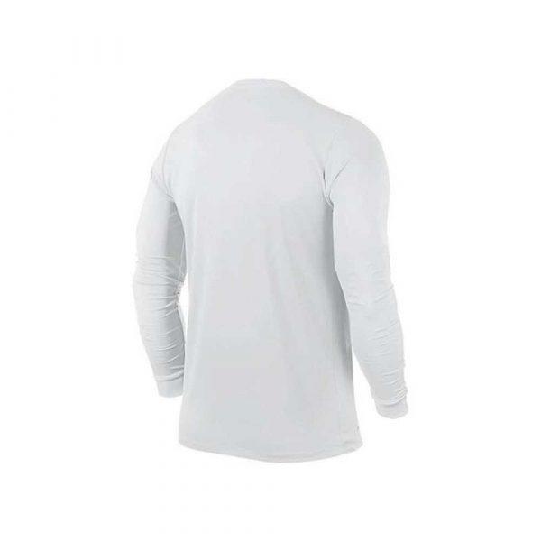 zaopatrzenie dla biura 7 alibiuro.pl Koszulka Nike Park VI JSY LS JUNIOR biala 725970 10 54