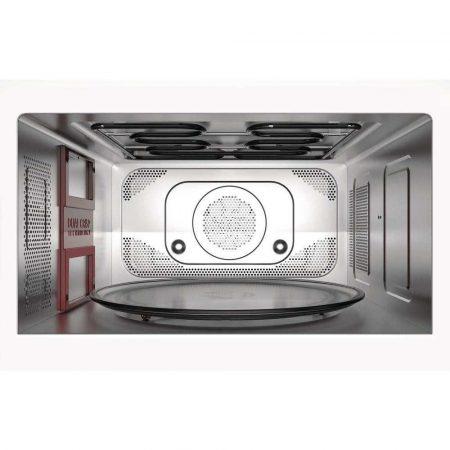 zaopatrzenie dla biura 7 alibiuro.pl Kuchenka mikrofalowa Whirlpool MWP 339 SB 900W 33l kolor czarny 66