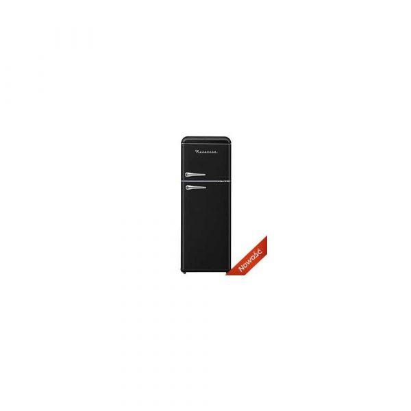 zaopatrzenie dla biura 7 alibiuro.pl Lodwka Ravanson LKK 210RB 545mm x 1470mm x 585 mm 157l Klasa A kolor czarny 87