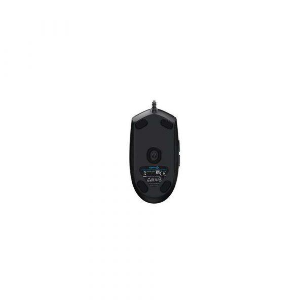 zaopatrzenie dla biura 7 alibiuro.pl Mysz komputerowa Logitech 910 004845 optyczna 6000 DPI kolor czarny 96
