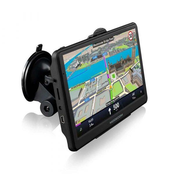 zaopatrzenie dla biura 7 alibiuro.pl Nawigacja samochodowa MODECOM FREEWAY SX 7.1 MF EU NAV FREEWAYSX71 MF EU MapFactor Pena Europa FEU 50