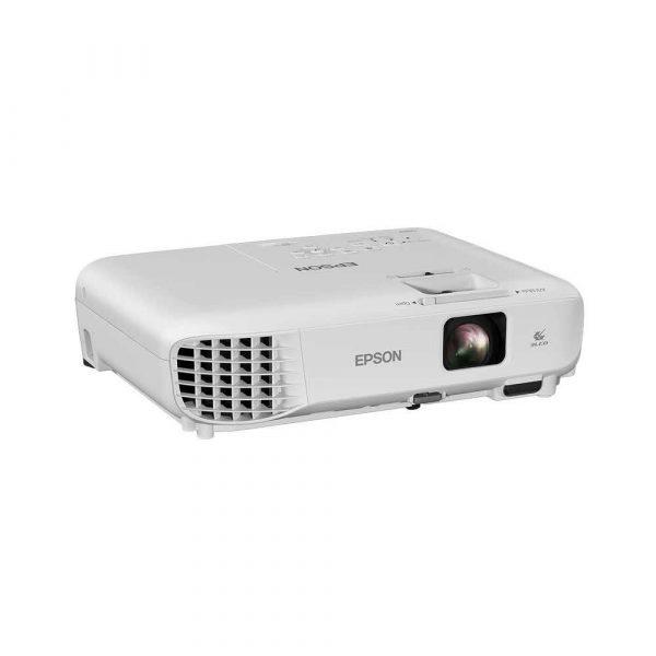 zaopatrzenie dla biura 7 alibiuro.pl Projektor Epson EB W05 V11H840040 3LCD WXGA 1280x800 3300 ANSI 15000 1 15