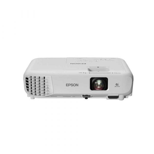 zaopatrzenie dla biura 7 alibiuro.pl Projektor Epson EB W05 V11H840040 3LCD WXGA 1280x800 3300 ANSI 15000 1 50