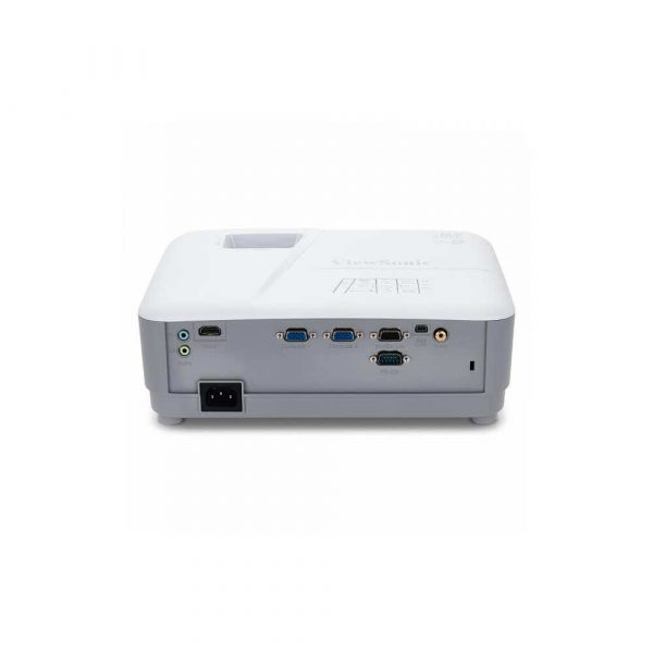 zaopatrzenie dla biura 7 alibiuro.pl Projektor VIEWSONIC PA503X DLP XGA 1024x768 3600 ANSI 22000 1 6