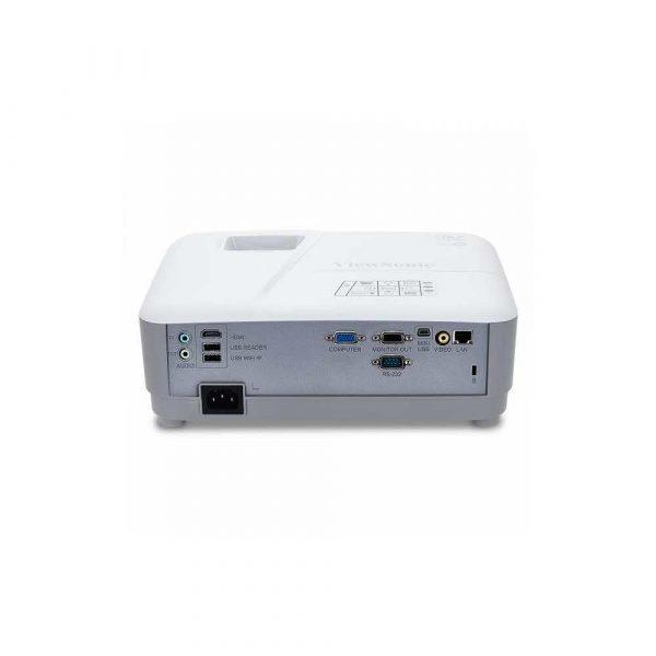 zaopatrzenie dla biura 7 alibiuro.pl Projektor VIEWSONIC PG603W DLP WXGA 1280x800 3600 ANSI 22000 1 86