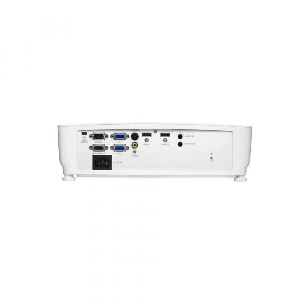 zaopatrzenie dla biura 7 alibiuro.pl Projektor VIVITEK DX263 DLP XGA 1024x768 3500 ANSI 15000 1 35