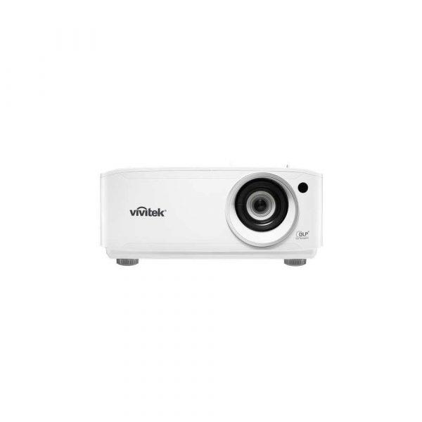 zaopatrzenie dla biura 7 alibiuro.pl Projektor bezlampowy VIVITEK DH4661Z WH DLP 1080p 1920x1080 5000 ANSI 20000 1 22
