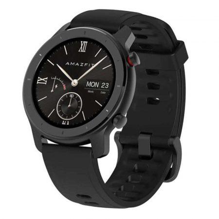 zaopatrzenie dla biura 7 alibiuro.pl Smartwatch Huami Amazfit GTR 42mm Starry Black 90