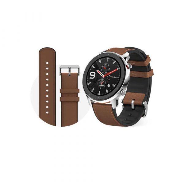 zaopatrzenie dla biura 7 alibiuro.pl Smartwatch Xiaomi AMAZFIT GTR 47 Stainless Steel Timer odliczania 20