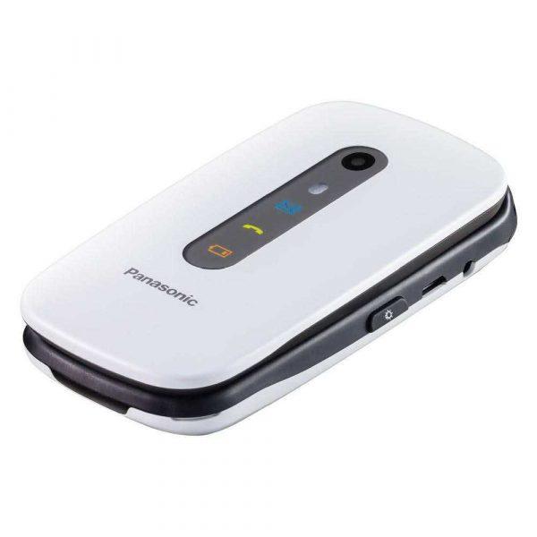 zaopatrzenie dla biura 7 alibiuro.pl Telefon komrkowy Panasonic KX TU456EXWE 2 4 Inch LCD TFT Single SIM 2G Biay 87