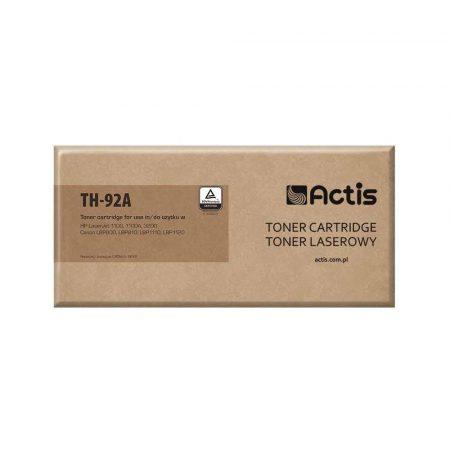 zaopatrzenie dla biura 7 alibiuro.pl Toner ACTIS TH 92A zamiennik HP 92A C4092A Canon EP 22 Standard 2500 stron czarny 70