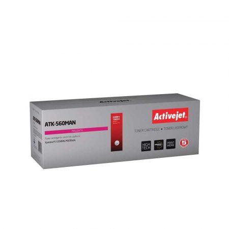 zaopatrzenie dla biura 7 alibiuro.pl Toner Activejet ATK 560YAN zamiennik Kyocera TK 560Y Premium 10000 stron ty 70