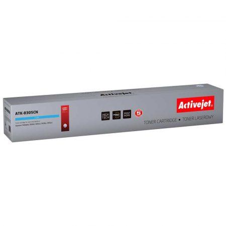 zaopatrzenie dla biura 7 alibiuro.pl Toner Activejet ATK 8305CN zamiennik Kyocera TK 8305C Supreme 15000 stron niebieski 45