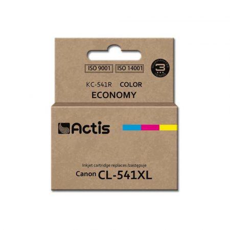 zaopatrzenie dla biura 7 alibiuro.pl Tusz ACTIS KC 541R zamiennik Canon CL 541XL Standard 18 ml kolor 12