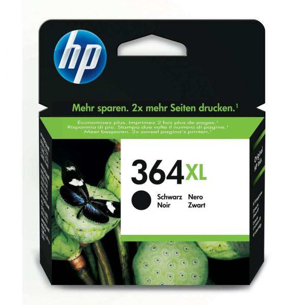 zaopatrzenie dla biura 7 alibiuro.pl Tusz HP CN684EE orygina HP364XL HP 364XL 18 ml czarny 50