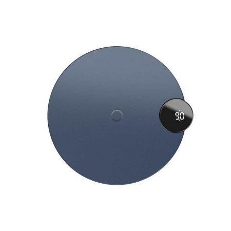 zaopatrzenie dla biura 7 alibiuro.pl adowarka indukcyjna do smartfona Baseus WXSX 03 iPhone iPad Lightning kolor granatowy 35