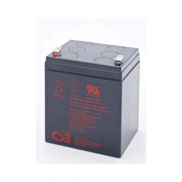 zasilanie awaryjne 7 alibiuro.pl Akumulator bezobsugowy Hitachi CSB HR 1221 12V DC 5100mAh 90