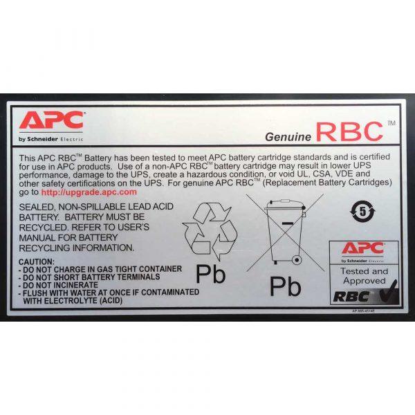 zasilanie awaryjne 7 alibiuro.pl Modu bateryjny APC RBC55 33