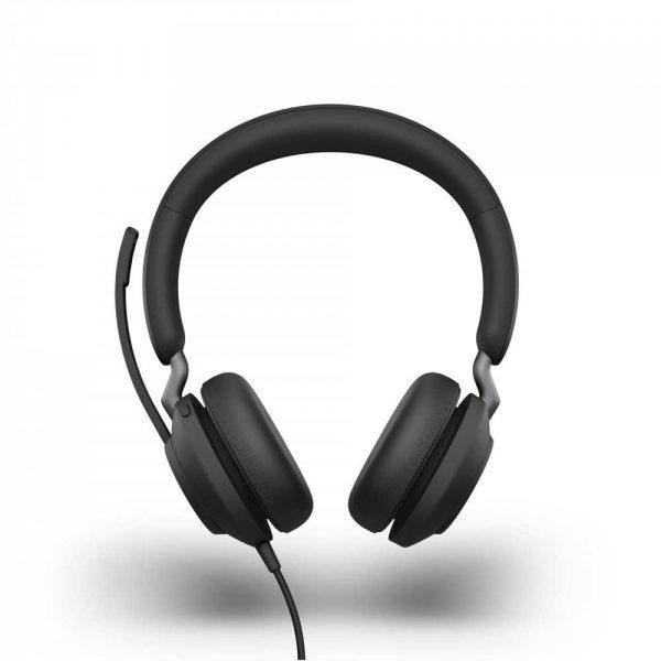 głośniki do komputera 1 alibiuro.pl 24089 999 899 Słuchawki Jabra Evolve2 40 USB C MS Stereo 3
