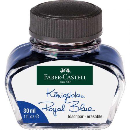 atrament niebieski wymazywalny 30ml faber castell alibiuro.pl 0