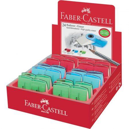 gumka sleeve mini transparentna faber castell alibiuro.pl 32