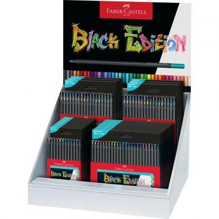 kredki trójkątne black edition display naladowy faber castell alibiuro.pl 39