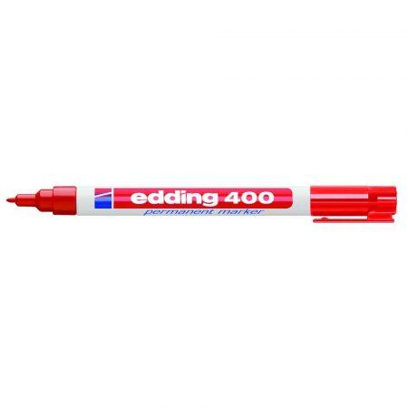 marker edding permanentny 1mm czerwony alibiuro.pl 83