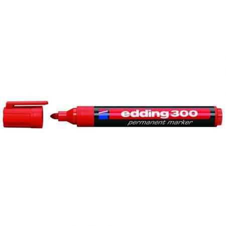 marker edding permanentny okrągła końcówka 15 3mm czerwony alibiuro.pl 12