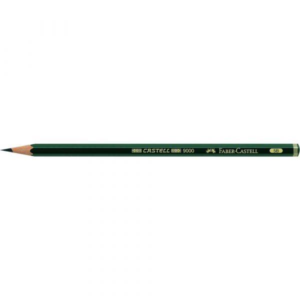 ołówek castell 9000 5b faber castell alibiuro.pl 57