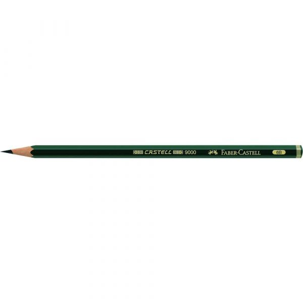 ołówek castell 9000 6b faber castell alibiuro.pl 42