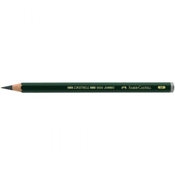 ołówek castell 9000 jumbo 2b faber castell alibiuro.pl 16