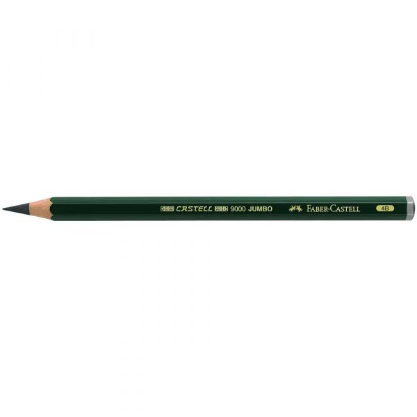 ołówek castell 9000 jumbo 4b faber castell alibiuro.pl 57