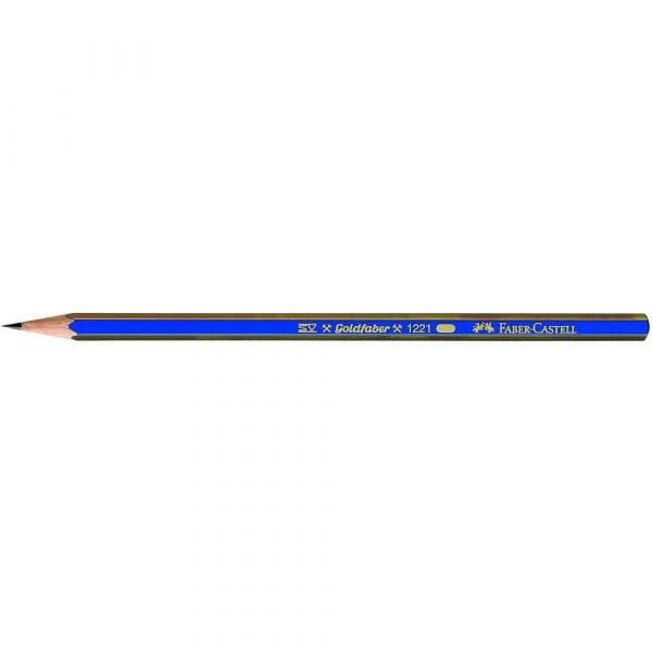 ołówek gold faber 1221 2h faber castell alibiuro.pl 29