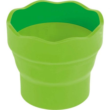 pojemnik na wodę clic&go jasno zielonyfaber castell alibiuro.pl 74