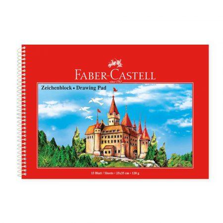 szkicownik 25 x 35 cm 15 kartek faber castell alibiuro.pl 39