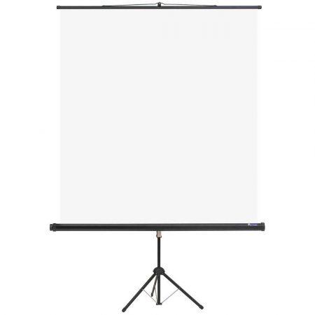 ekran projekcyjny memobe przenośny na trójnogu basic płótno matt white 200xh200 cm 11 alibiuro.pl 70