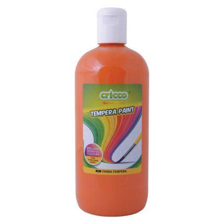 farba tempera cricco 500ml pomarańczowa alibiuro.pl 39