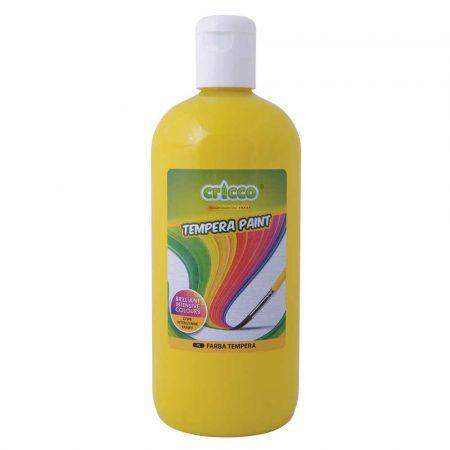 farba tempera cricco 500ml żółta alibiuro.pl 37