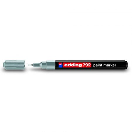 marker edding lakierowy 08mm srebrny alibiuro.pl 85