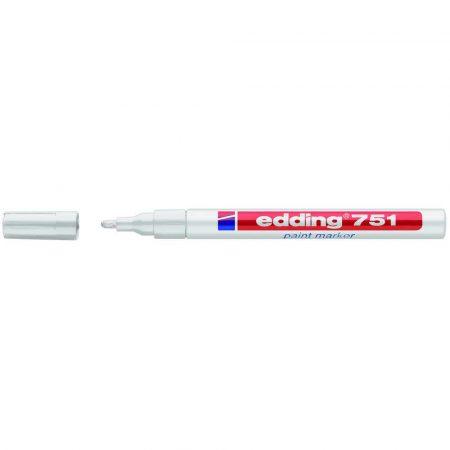 marker edding lakierowy okrągła końcówka 1 2mm biały alibiuro.pl 29