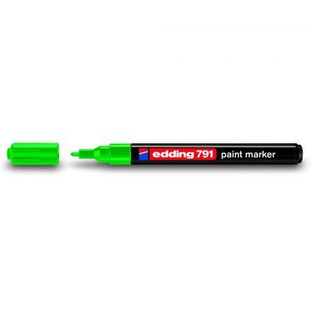 marker edding lakierowy okrągła końcówka 1 2mm zielony alibiuro.pl 86