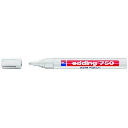 marker edding lakierowy okrągła końcówka 2 4mm biały alibiuro.pl 25