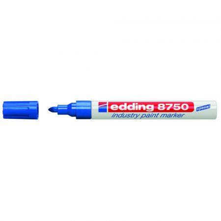 marker edding lakierowy przemysłowy okrągła końcówka 2 4mm niebieski alibiuro.pl 65