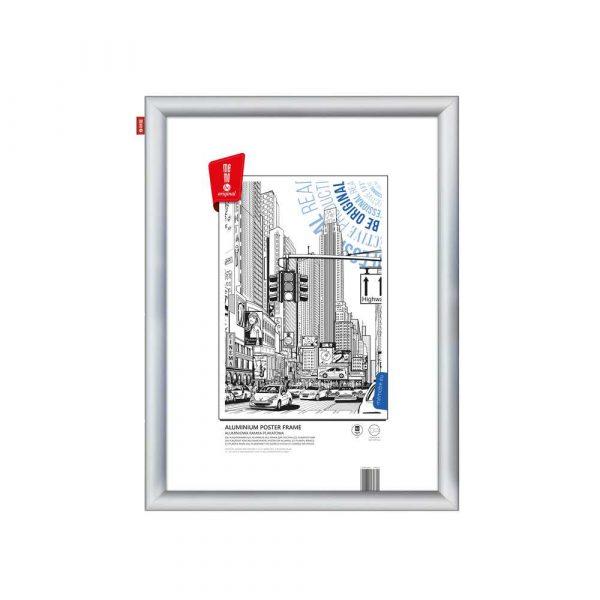 ramka plakatowa memobe aluminiowa b2 50x70 cm alibiuro.pl 83