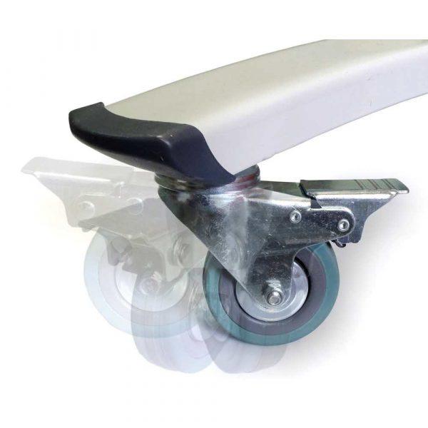 tablica obrotowo jezdna memobe dwustronnie suchościeralna magnetyczna biała standard 180x120xh195 cm alibiuro.pl 3