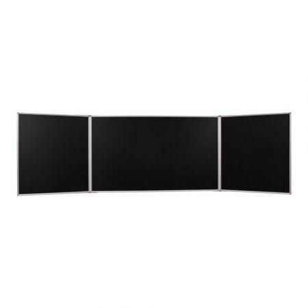 tablica tryptyk memobe kredowa magnetyczna czarna rama aluminiowa prestige 170x100 cm alibiuro.pl 77