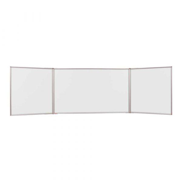 tablica tryptyk memobe suchościeralna magnetyczna biała rama aluminiowa prestige 170x100 cm alibiuro.pl 24